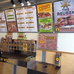 Photo taken at Which Wich? Superior Sandwiches by Nate D. on 11/3/2013