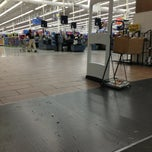 Photo taken at Walmart Supercenter by Stacey I. on 1/28/2013