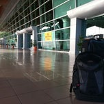 Photo taken at Bintulu Airport (BTU) by Fadzly K. on 11/27/2012