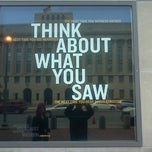 Photo taken at United States Holocaust Memorial Museum by Steven L. on 2/20/2013