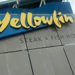 Photo taken at Yellowfin Steak & Fish House by Alex M. on 6/24/2012