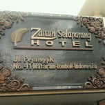 Photo taken at Zaitun Selaparang Hotel by Herry Agus P. on 7/14/2012
