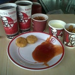 Photo taken at KFC by Lely C. on 4/4/2012