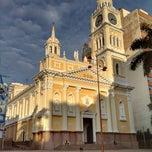 Photo taken at Catedral Metropolitana de Nossa Senhora da Ponte by 歩く眼です on 4/11/2012