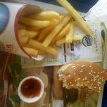 Photo taken at Burger King by Mikæl M. on 8/21/2012