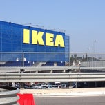 Photo taken at IKEA by Lorenzo L. on 3/4/2012