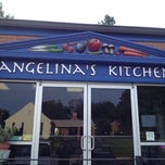 Photo taken at Angelina's Kitchen by Kevin R. on 8/2/2012