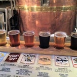 Photo taken at Carolina Brewery by Ted G. on 8/16/2011