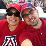 Photo taken at Hi Corbett Field by W. Patrick B. on 5/6/2012