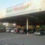 Photo taken at Mart Minas by Aurimar C. on 6/4/2012