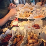 Photo taken at Wingstop by Jason V. on 5/27/2012