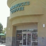Photo taken at Starbucks by Marjorie N. on 8/15/2012