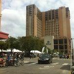 Photo taken at Hilton Austin by Armie on 3/14/2012