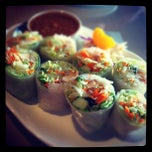 Photo taken at Golden Dragon: The Asian Bistro by Clement N. on 6/30/2012