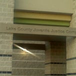 Photo taken at Lake County Government Center by Nancy R. on 11/30/2011