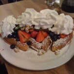 Photo taken at More Than Waffles by Michelle on 4/23/2012