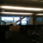 Photo taken at Schusterman Library at OU-Tulsa by Amit A. on 6/30/2011