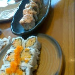 Photo taken at Sushi Tei by Cynthia P. on 6/7/2012