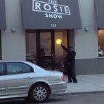 Photo taken at The Rosie Show by Samara H. on 4/27/2012