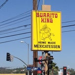 Photo taken at Burrito King by Jerry C. on 4/28/2012