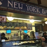 Photo taken at Noah's New York Bagels by Angel L. on 3/31/2012