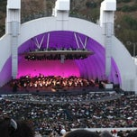 Photo taken at The Hollywood Bowl by Cindy D. on 7/3/2012