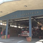 Photo taken at Boston Fire Engine 22 by Justin on 4/19/2012
