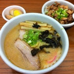 Photo taken at Santouka Ramen by Laura B. on 7/30/2012