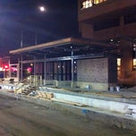 Photo taken at East Bank LRT Station by Jonathan A. on 8/31/2012