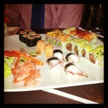 Photo taken at Sushi Love by ThisIs S. on 12/3/2011