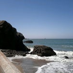 Photo taken at China Beach by Joey on 8/14/2011