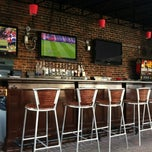 Photo taken at The Draft Bar & Grille by Mariel F. on 7/26/2012
