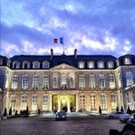 Photo taken at Palais de l'Élysée by M.G. S. on 12/7/2011