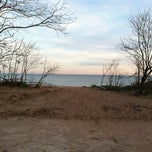 Photo taken at New Dorp Beach Park by Michelle R. on 11/25/2011