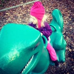 Photo taken at Loughlin Avenue Playground by Derek W. on 11/25/2011