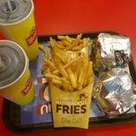 Photo taken at Wendy's by Little Twin Star Karen K. on 3/25/2012