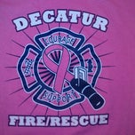 Photo taken at Decatur Fire/Rescue Station 1 by Chris P. on 10/2/2011