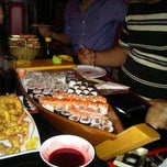 Photo taken at Tanabata Sushi by Leonardo D. on 1/30/2012