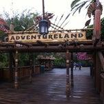 Photo taken at Adventureland by Mark S. on 2/23/2012