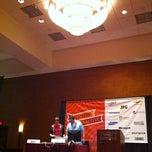 Photo taken at Hyatt - TX Ballroom 5-7 by Chris D. on 3/12/2012