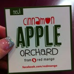 Photo taken at Red Mango by Connie M. on 11/13/2011