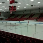 Photo taken at Walter Brown Arena by Steve C. on 8/31/2011
