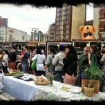Photo taken at Dekalb Market by Jenifer K. on 9/11/2011