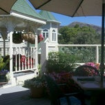 Photo taken at Apple Farm Inn & Restaurant by Teri J. on 9/3/2011