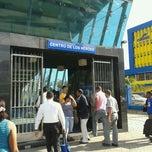 Photo taken at Estación Centro de Los Héroes by Roman L. on 5/11/2012