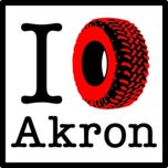 Photo taken at AKRON Tire by Irving B. on 3/1/2012