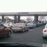 Photo taken at Costco Gas Station by Pol v. on 12/11/2011
