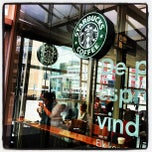 Photo taken at Starbucks by Dave D. on 4/19/2012
