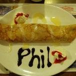 Photo taken at Restaurant Chez Gérard by Phil T. on 4/16/2012