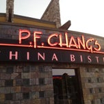 Photo taken at P.F. Chang's by Jon B. on 4/4/2012